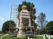 Pennsylvania Memorial at Culpeper National Cemetery