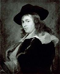 Nicolas Rubens, the artist's son