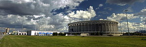 Saint Petersburg Sports and Concert Complex - Image: Petersburg Sports and Concert Complex