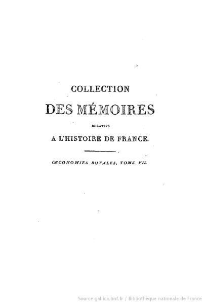 File:Petitot - Collection complète des mémoires relatifs à l'histoire de France, 2e série, tome 7.djvu