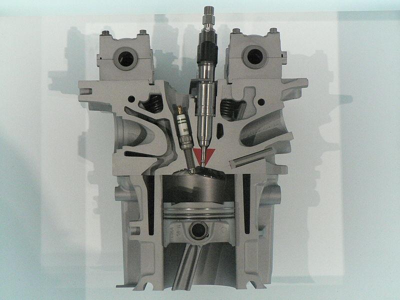 Injector pentru injectare directă la Motoare cu Aprindere prin Scanteie