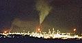 Petroquímica de Tarragona nocturna.jpg