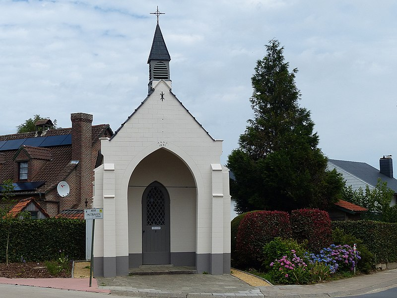 Petrus Ascanus kapel, Asse