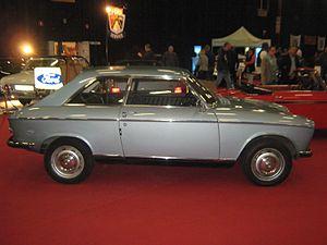 Peugeot 204 - Peugeot 204 Coupé