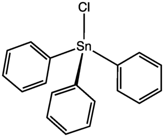 Triphenyltin chloride chemical compound