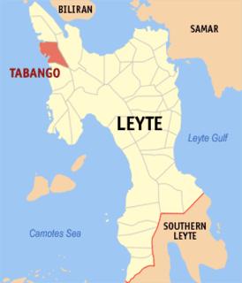 Tabango,  Восточные Висайи, Филиппины