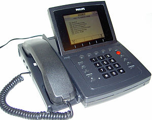 Analog Display Services Interface - P100 Screenphone (Swedish version)