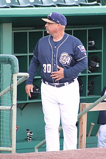 Phillip Wellman Minor League Baseball player and manager