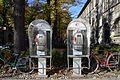 Phone Booths - Corso Garibaldi, Reggio Emilia, Italy - November 6, 2012 01.jpg
