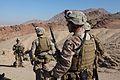 Photo Essay, 24th Marine Expeditionary Unit initiates training engagement team in Jordan; platoon-sized training events provide unique opportunity for junior Marines 121009-M-TK324-094.jpg