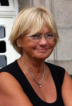 Pia Kjærsgaard Danish politician