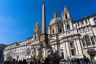 Piazza Navona - Image: Piazza Navona
