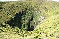 Pico da Caldeirinha, pormenor da cratera, Santa Cruz da Graciosa, ilha Graciosa, Açores, Portugal.JPG