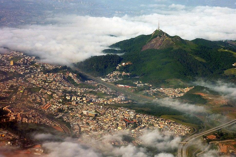 Pico do jaragua aerial 2010