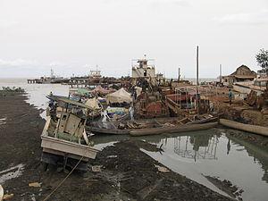 Port of Bissau - Port of Bissau