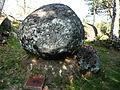 Piedra pintada del pueblo de Nancitos.JPG