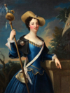 Pierre Gobert - Mademoiselle de Beaujolais as pilgrim.png