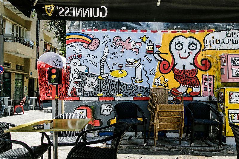 שכונת פלורנטין, תל אביב