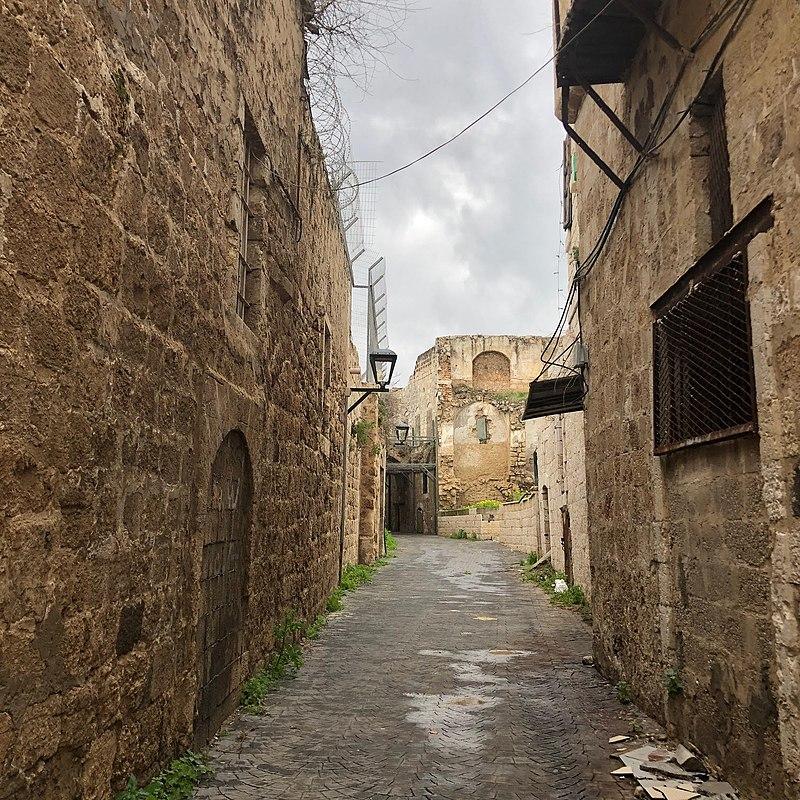 הרובע הארמני ברמלה