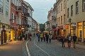 Pilies Street at dusk, Vilnius, Lithuania - Diliff.jpg