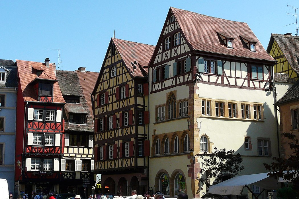 preserved germanic architecture in alsace lorraine skyscrapercity. Black Bedroom Furniture Sets. Home Design Ideas