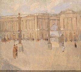 Place de la Concorde no. I