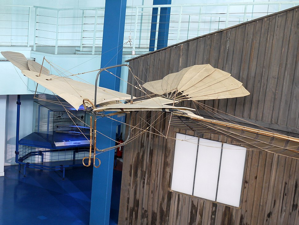 Planeur Biot Massia Musee du Bourget P1010388