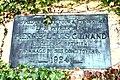 Plaqette commémorative Guinand-l´opticien ancienne église Les Brenets.jpg