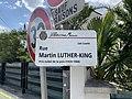 Plaque Rue Martin Luther King - Villiers-sur-Marne (FR94) - 2021-05-07 - 2.jpg