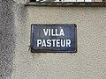 Plaque Villa Pasteur - Rosny-sous-Bois (FR93) - 2021-04-16 - 2.jpg