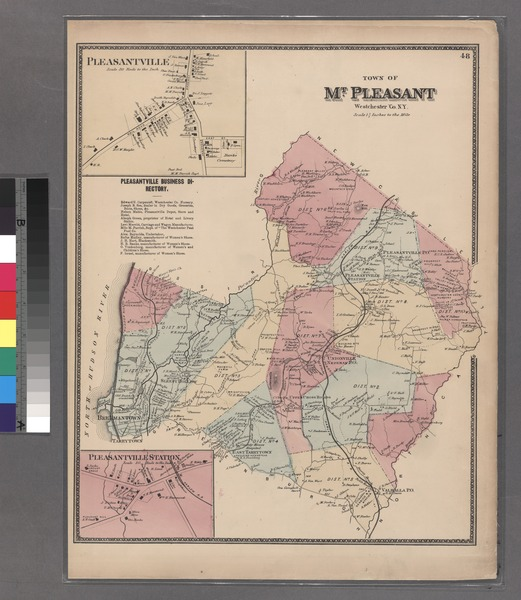 File:Plate 48- Town of Mt. Pleasant, Westchester Co. N.Y. NYPL1516832.tiff