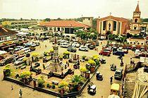 Plaza Rizal, Biñan City.jpg