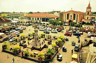 Biñan Component city in Calabarzon, Philippines