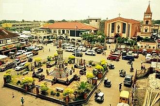 Biñan - Plaza Rizal