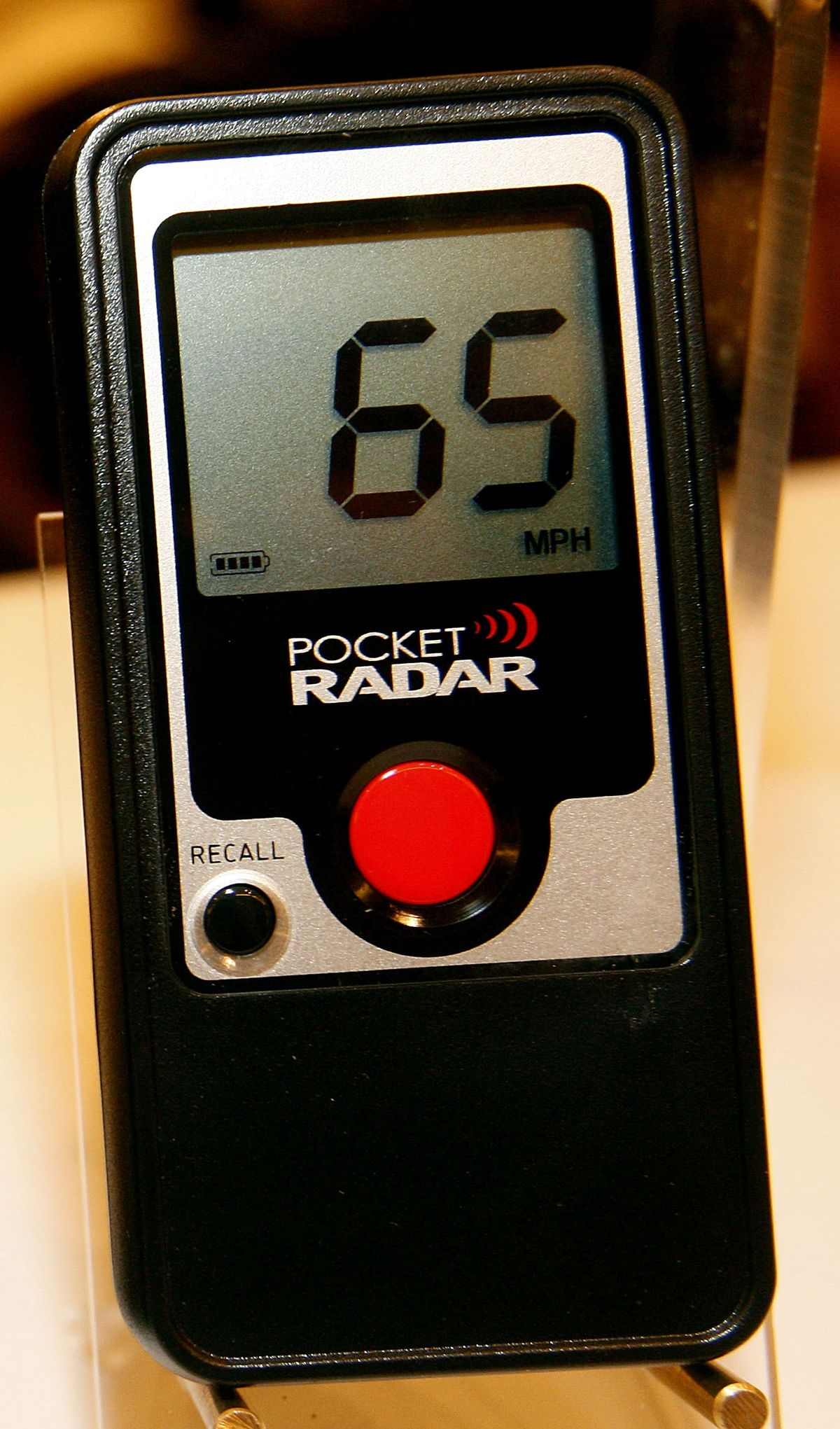 Pocket Radar - Wikipedia