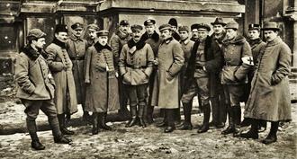 Battle of Lemberg (1918) - Polish Supreme Command defending Lwów, 1918