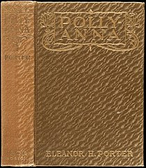 Pollyanna (Eleanor Porter book) first edition cover.jpg