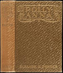 Pollyanna (Eleanor Porter book) first edition cover.jpg