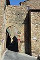 Pomarance, porta orcolina, xii secolo 03.JPG