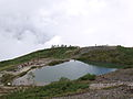 Pond Happo, Hakuba, Nagano Prefecture.jpg