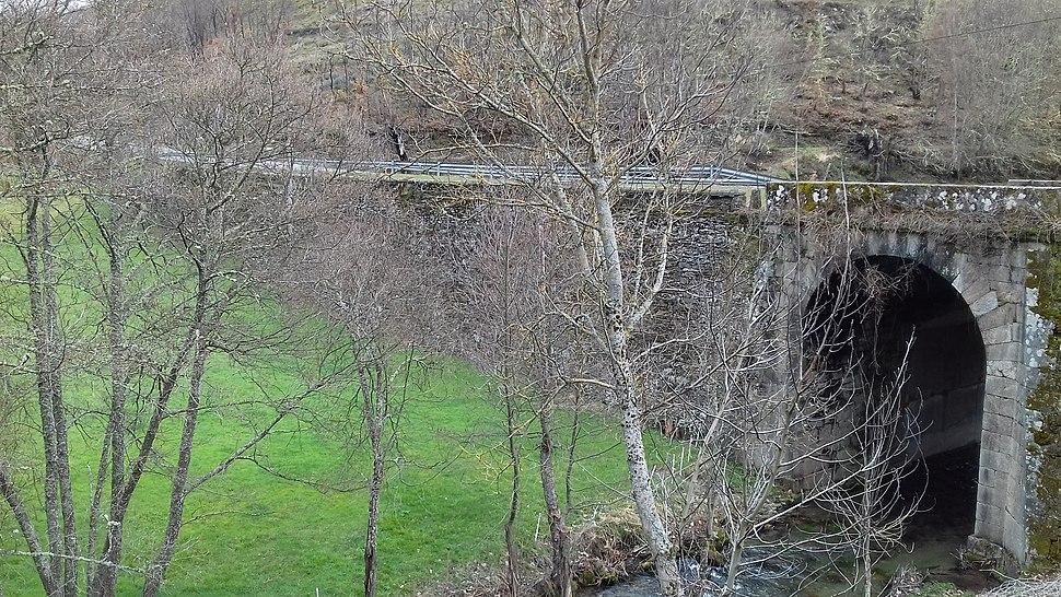 Ponte do regueiro da Canela
