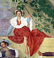 Pontormo, lunetta di vertumno e pomona, 1519-21, 19.jpg