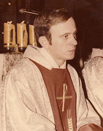 Jerzy Popiełuszko - Photograph.