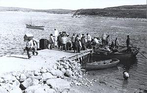 Inukjuak - Port Harrison in 1922
