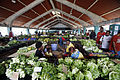 Port Vila vegetable market, Vanuatu 2007. Photo- Rob Maccoll - AusAID (10714157164).jpg