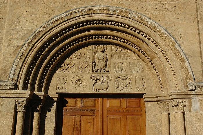 Eglise saint michel monument historique salon de - Eglise saint laurent salon de provence ...