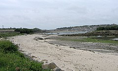 Porthloo beach, St Mary's, Scilly - geograph.org.uk - 1607577.jpg