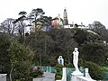 Portmeirion - from the Portmeirion Hotel - geograph.org.uk - 1174376.jpg