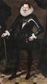 Porträtt, Filip III, kung av Spanien - Skoklosters slott - 88964.tif
