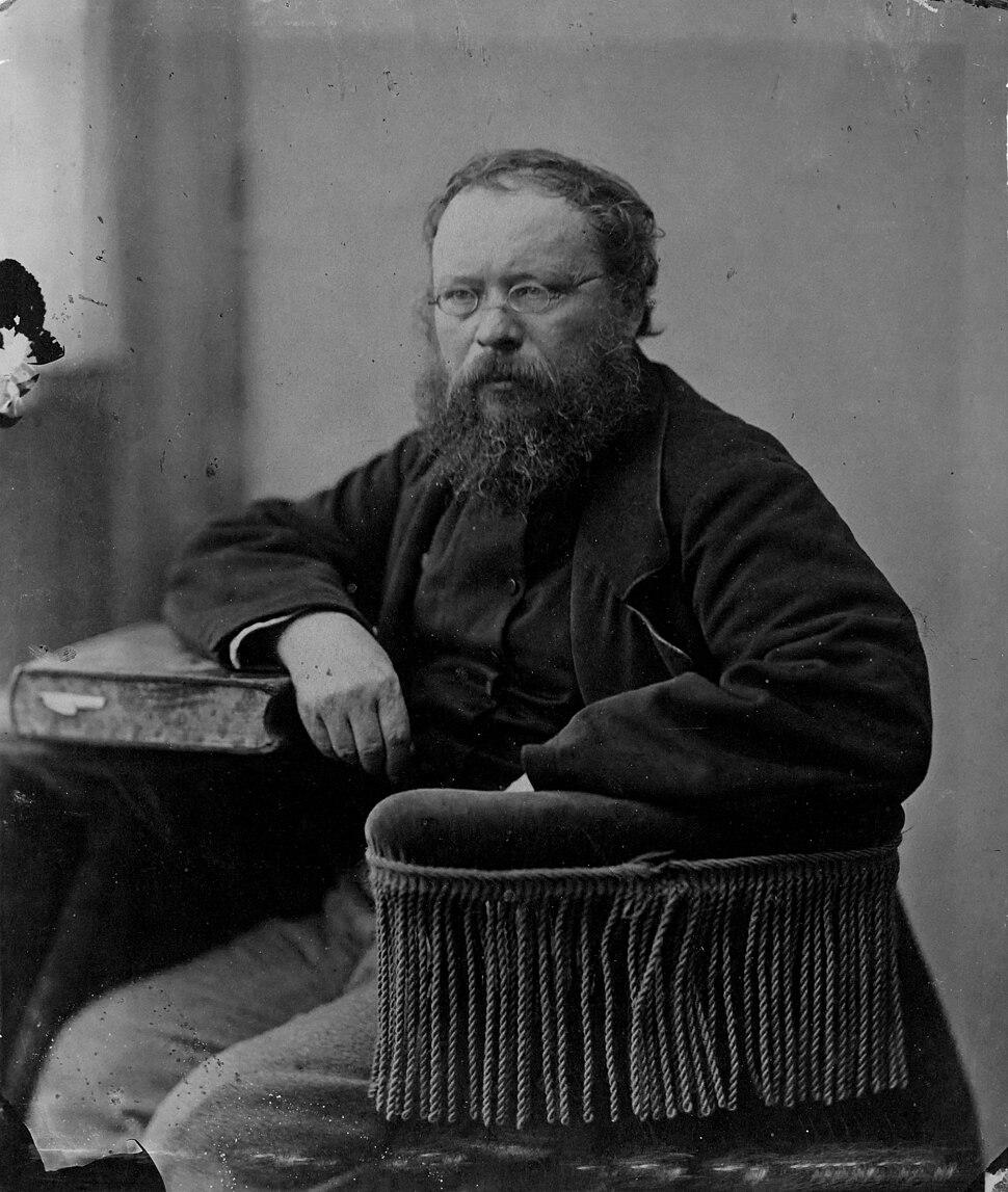 Portrait Pierre-Joseph Proudhon